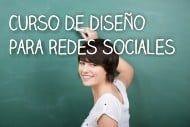 curso de diseño para redes sociales