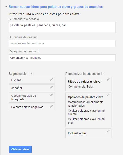 usando adwords para posicionamiento web