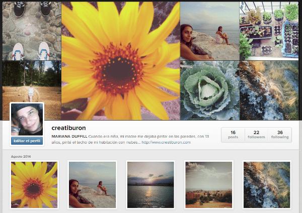 instagram inspiracion